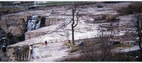 1969 American Falls Closure