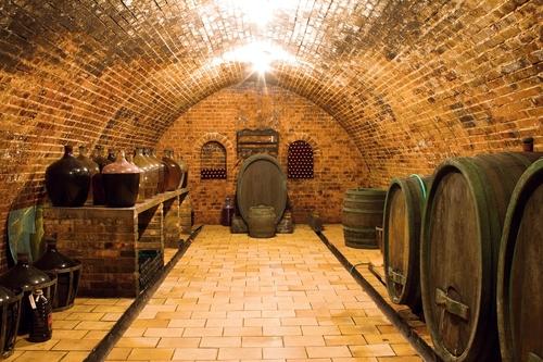 wine cellar tours