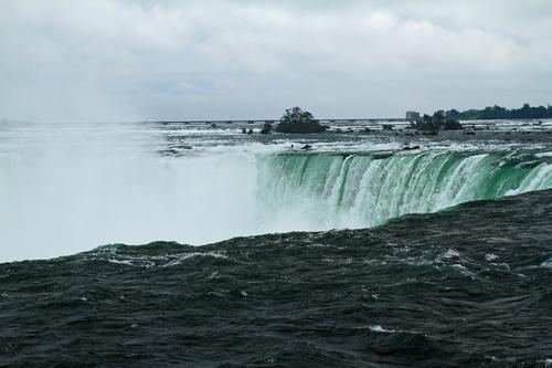 Stunning Niagara Falls in Ontario, Canada